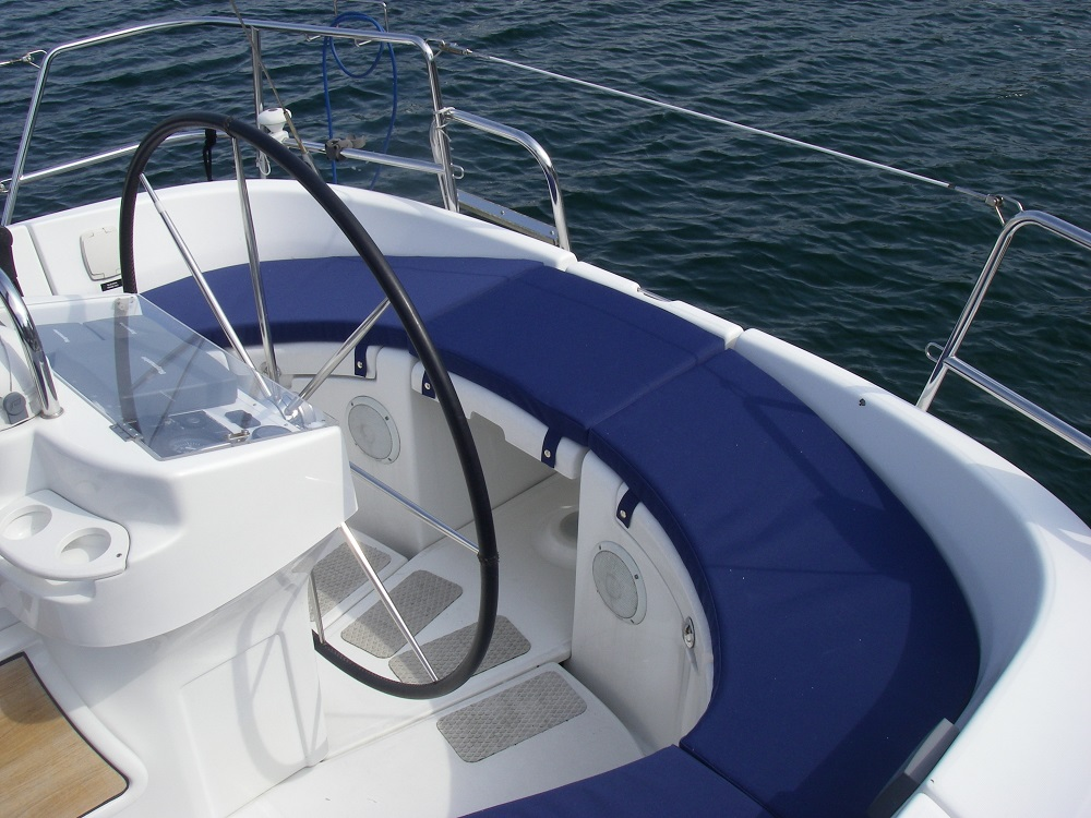 Cockpit Cushions - C&J Marine, Leading manufacturer of top